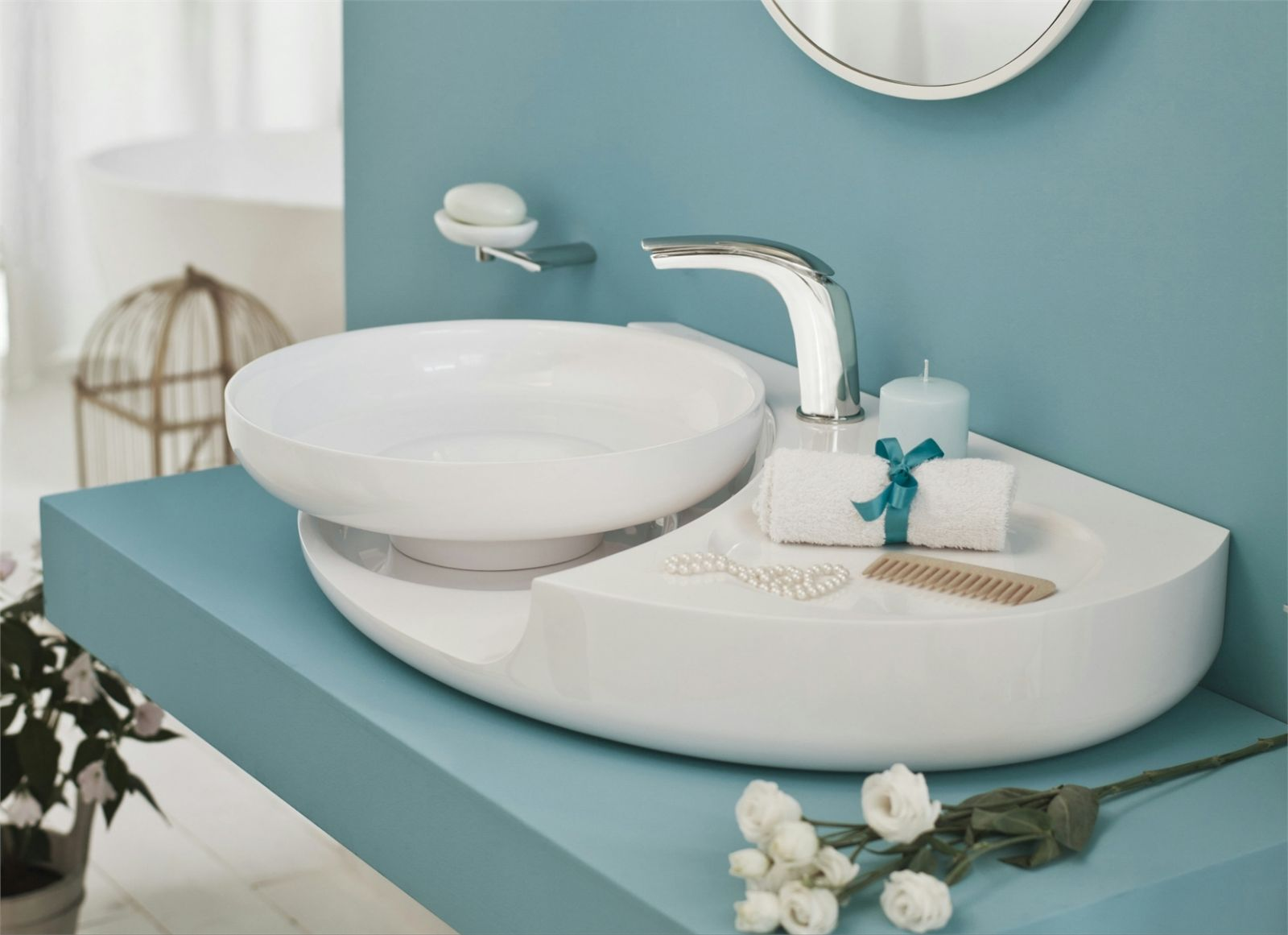Italian bathroom fittings -  Quality And Precision In The World Of Italian Bathroom Fittings And You Can Still Find All These Admirable Qualities Today In Our New Range Of Products