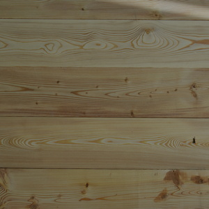 Floorboards Sib. Larch Industrial unfinished, beveled