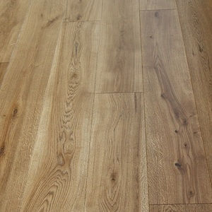 2-layer floorboard Oak Rustik 180mm unfinished
