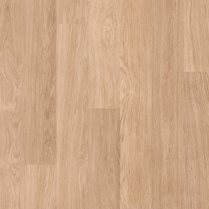 Laminaatparkett Quick-Step Eligna WHITE VARNISHED OAK, PLANKS (valge tamm) 1-lip