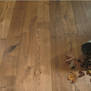 Floorboards Oak Rustic Old-Style