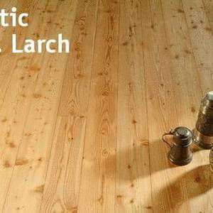 Floorboards Sib. Larch Rustic