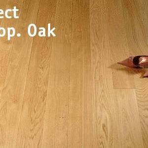 Floorboards Weiss Oak Select