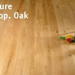 Floorboards Weiss Oak Nature