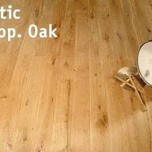 Floorboards Weiss Oak Rustic