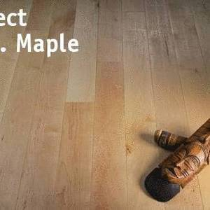 Floorboards Can. Maple Select