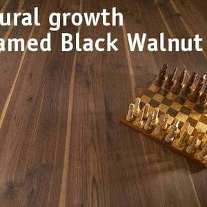 Lattialaudat Am. Walnut Rustic