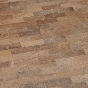 End Grain Parquet Oak Markant Eng. pattern