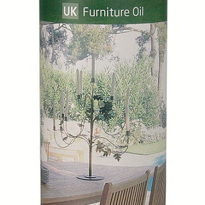 WOCA Garden Furniture Oil Spray Natural FI