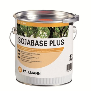 Hard wax oil for wooden floors Pallmann Soyabase Plus 3L