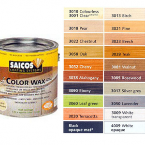 Saicos Color-Wax