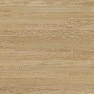 Tarkett Viva oak patina white brushed 1-strip, 4-side bevels, mat lacquer