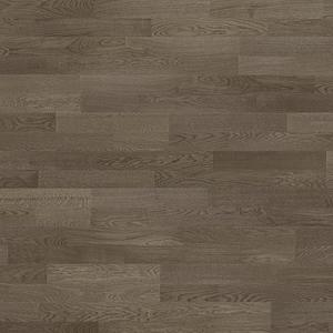 Parquet Tarkett, Shade, Oak Stone Grey DuoPlank, 2-strip, brushed, stained, Proteco Natura mat lacquer