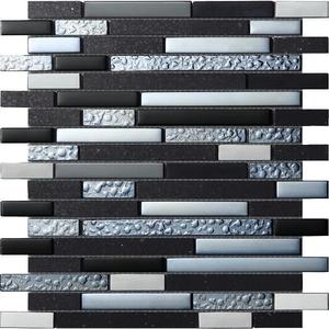 Mosaiik Intermatex Quartz Black