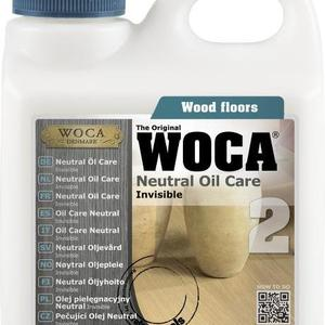 WOCA Neutral Oil Care FI