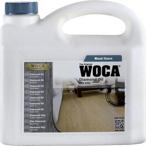 WOCA Diamond Oil Extra White 13% 2,5L RU