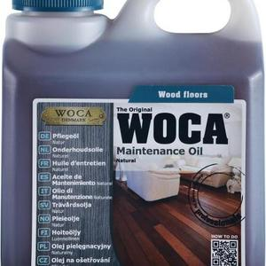 WOCA Maintenance Oil White 2,5L RU