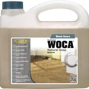 WOCA Natural Soap White 3L RU