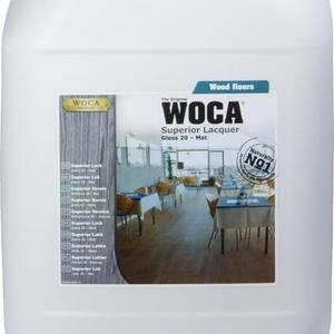 WOCA Superior Floor Lacquer - Gloss 20 5L