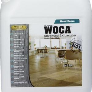 WOCA Advanced 2K Lacquer - Gloss 20 FI