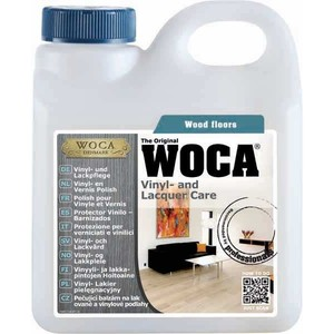 WOCA Vinyl- and Lacquer Care RU