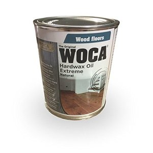 WOCA Hardwax Oil Extreme Natural (mat) 0,75L