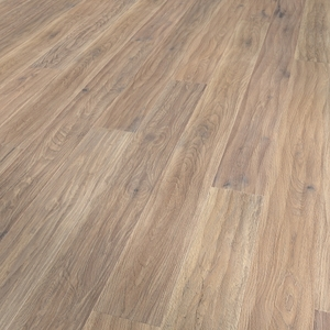 Parquet oak Crystal Iceland, Alpin, bevelled (4V), scraped, thermal treated, oiled finish