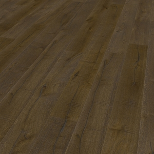 Parquet oak tabacco, Valley, bevelled (4V), sawn, oiled finish