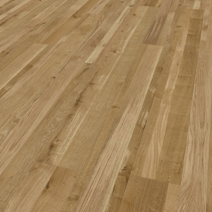 Parquet oak Multi face, bevelled (4V), structured, oiled finish