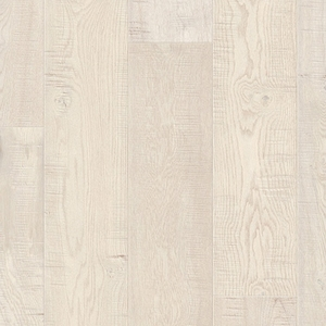 Parquet Oak Rough White, large groove, 1-strip, oiled finish