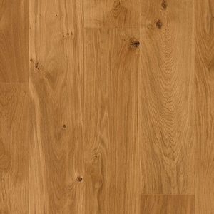 Parquet Natural Heritage Oak, large groove, 1-strip, oiled finish
