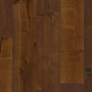 Parquet Caramel Oak, large groove, 1-strip, oiled finish
