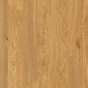 Parquet Natural Heritage Oak Satin, large groove, 1-strip, lacquered