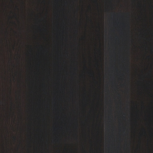 Parquet Wengé oak silk, large groove, 1-strip, lacquered