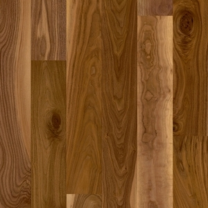 Parquet Mystic Walnut Satin, large groove, 1-strip, lacquered