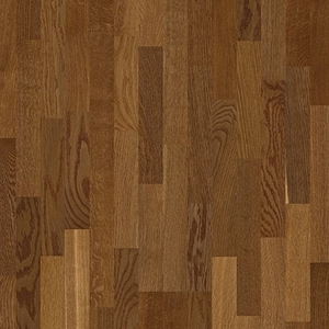 Parquet Havana smoked oak matt, no groove, 3-strip, lacquered