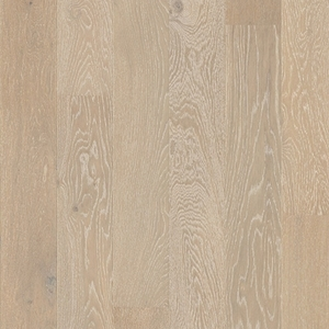Parquet Oak snowflake white extra matt, 1-strip