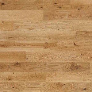 Parquet Tarkett, Prestige, Oak, brushed, 4 sides beveled, 1-strip, Proteco Hardwax Oil