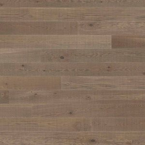 Parquet Tarkett, Vintage, Oak Orléans, brushed, 2 sides beveled, 1-strip, partial saw marks, Proteco Hardwax Oil