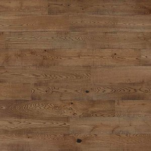 Parquet Tarkett, Vintage, Oak Salamanca, brushed, 2 sides beveled, 1-strip, partial saw marks, Proteco Hardwax Oil