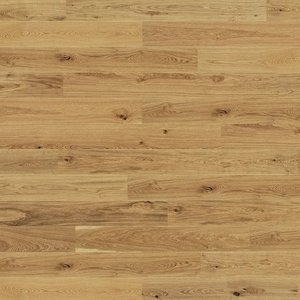 Parquet Tarkett, Pure, Oak Rustic Plank XT, 1-strip, 2 sides bevelled, brushed, mat lacquer