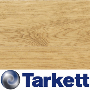 Parquet Tarkett, Pure, Oak Rustic Plank, 1-strip, 2 sides bevelled, brushed, mat lacquer