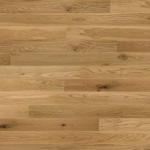 Parquet Tarkett, Pure, Oak Antique Plank, 1-strip, 2 sides bevelled, brushed, Proteco Natura mat lacquer