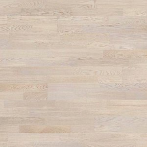 Parquet Tarkett, Shade, Oak Cotton White DuoPlank, 2-strip, stained, Proteco Natura mat lacquer