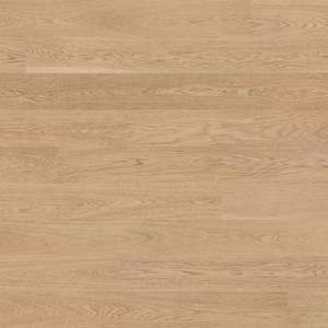 Parquet Tarkett, Shade, Oak Cream White Plank XT, 1-strip, 2 sides bevelled, brushed, stained, Proteco Natura mat lacquer