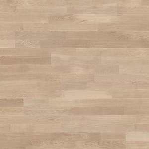 Parquet Tarkett, Shade, Oak Cream White DuoPlank, 2-strip, stained, Proteco Natura mat lacquer