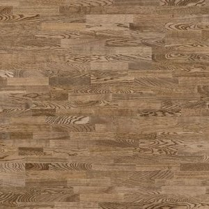 Parquet Tarkett, Shade, Ash Ginger TreS, 3-strip, stained, Proteco Natura mat lacquer