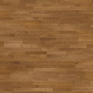 Parquet Tarkett, Shade, Oak Praline TreS, 3-strip, brushed, stained, Proteco Natura mat lacquer