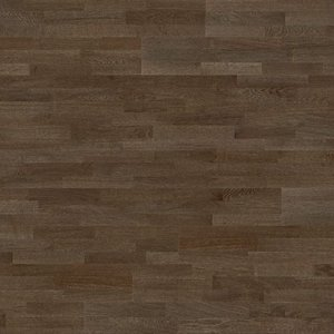 Parquet Tarkett, Shade, Oak Stone Grey TreS, 3-strip, brushed, stained, Proteco Natura mat lacquer