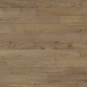 Parquet Tarkett, Play, Oak Autumn Plank, brushed, 1-strip, 2 sides bevelled, Proteco Natura mat lacquer